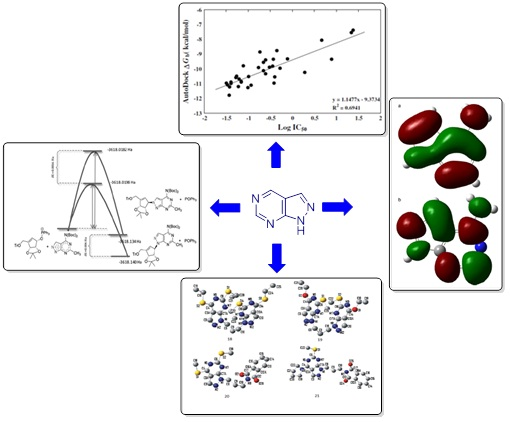 Reviewing of Synthesis and Computational Studies of Pyrazolo Pyrimidine Derivatives